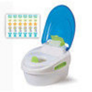 Summer Infant 3 Stage Reward Potty Trainer & Step Stool