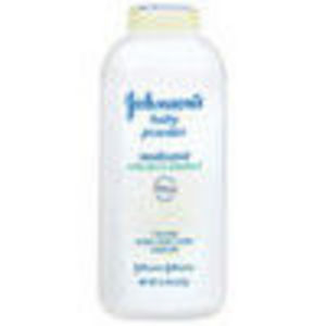 Johnsons Baby Powder, Medicated - 15 Oz