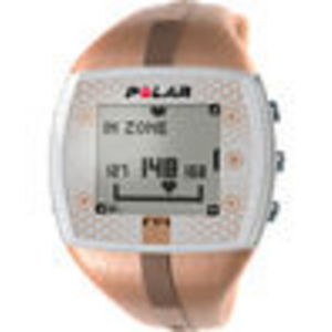 Polar Electro Polar FT4F Bronze Heart Rate Monitor Wrist Watch for Men
