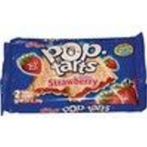 Kellogg's Pop Tarts - Strawberry