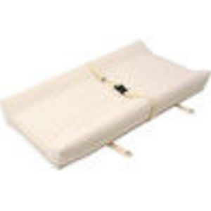Naturepedic Organic Cotton Changing Pad (2-Sided Contoured)