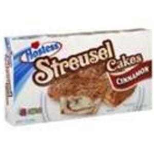Hostess - Smart Bakes Streusel Cakes
