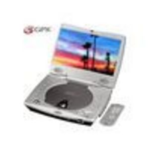GPX PDL804 8.5 in. Portable DVD Player