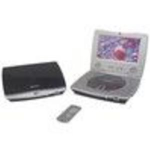 GPX PDL705 7 in. Portable DVD Player