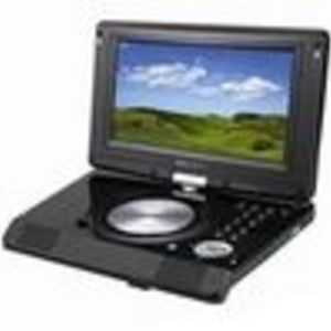 GPX PD907B 9 in. Portable DVD Player
