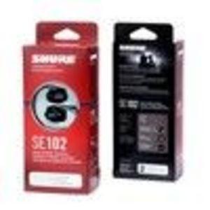 Shure SE102 Sound Isolating Headphone with Music Phone Adapter Headphones