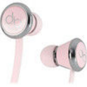 Monster Cable Diddybeats Pink with Control Talk Headphones