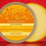 The Body Shop Jolly Orange Body Butter