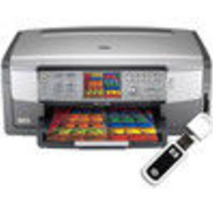 Hewlett Packard Photosmart 3310 All-In-One InkJet Printer
