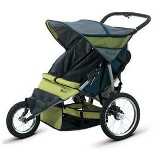 inStep Run Around LTD Double Jogging Stroller
