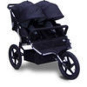 X-Tech Outdoors X3 Sport Twin - Black Jogger Stroller