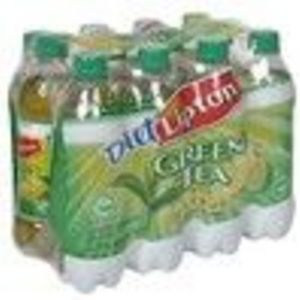 Lipton Green Tea, With Citrus, 12-16.9 fl oz (500 ml) bottles [202 fl oz (6 l) ] (Unilever)