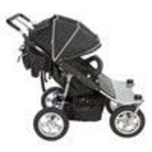Valco Runabout Tri Mode Twin Standard Stroller - Bubblegum