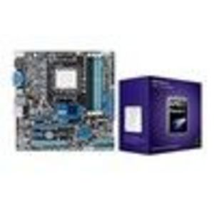 Asus M4A88T-M Motherboard and AMD HDT55TFBRBOX Phenom II 1055T Six Core Processor Bundle (M4A88TMWHDT55TFBGRBOX)