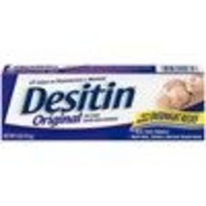 Desitin Diaper Rash Ointment, Original, 4 oz