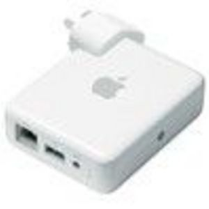 Apple (MB321B/A) Pre-802.11n  Wireless Access Point