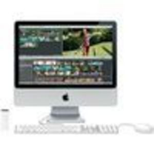 Apple iMac (MA876LL) 20 in. Mac Desktop