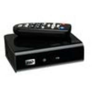 Western Digital WD TV HD Media Player (WDAVN00)
