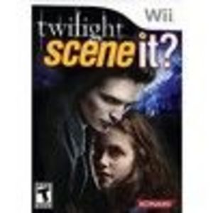 Konami Scene It? Twilight (Nintendo Wii) Full Version (40091)