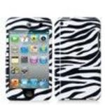Zebra Hard Crystal Skin Case Cover Accessory for Apple Ipod Touch 4th Generation 4g 4 8gb 32gb 64gb ...