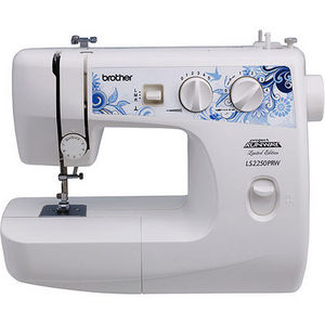 Brother Project Runway Edition Mechanical Sewing Machine LS2250PRW