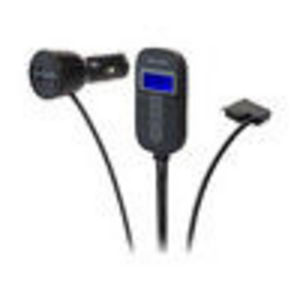 Belkin TuneCast Auto FM Transmitter (F8V7101) for Apple iPod