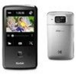 Kodak PlayTouch Video Camera (Chrome)
