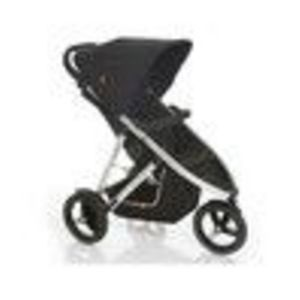 Phil&Teds Vibe - Black/Red Stroller