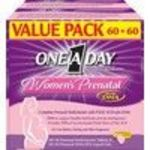 One A Day Women's Prenatal Multivitamin