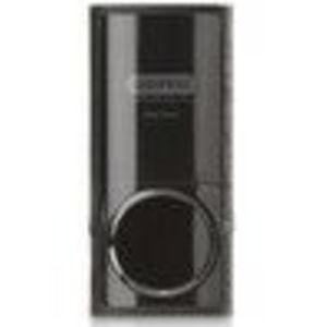 Griffin Technology 8272-NELNFMB iPod Nano 4G Elan Case, Screen Protector Form Case with Easydock - Black