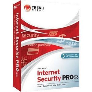 Trend Micro Internet Security Pro 3.0 for PC