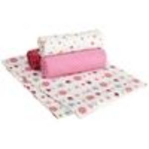 Carter's Lady Bug 4 Pack Receiving Blanket