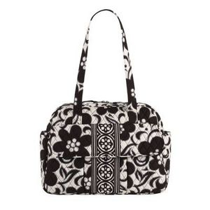 Vera Bradley Baby Bag in Night and Day