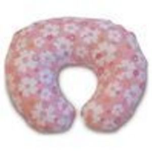 The Boppy Company the Boppy Company Boppy Pillow With Slipcover Paper Flower