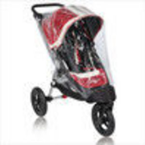 Baby Jogger City Mini Rain Canopy Size: Single
