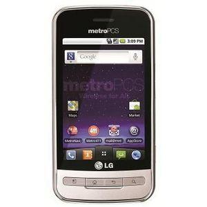 LG Optimus Smartphone