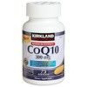 Kirkland CoQ10 Coenzyme 300 mg - 75 Softgels (Kirkland)
