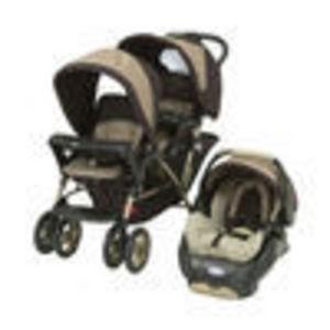 Graco DuoGlider LXI 7449 Standard Stroller - Blackwell
