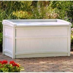 Suncast Db5500 Deck Box With Seat (Suncast)