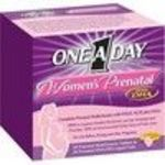 One-A-Day Women's Prenatal Multivitamin Tablets + Prenatal DHA/EPA Liquid Gels