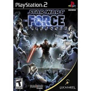 Sony - PS2 Star Wars: The Force Unleashed Video Game