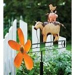 Garden Whirligig (Plow & Hearth)