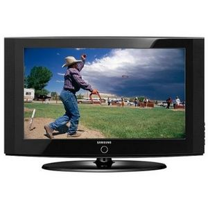 Samsung 32 in. LCD TV