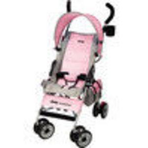 Kolcraft Jeep - Pink Umbrella Stroller