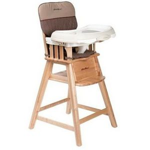 Eddie Bauer Natural Wood High Chair Reviews Viewpointscom