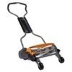 Fiskars 18-Inch 5-Blade Momentum Push Reel Lawn Mower
