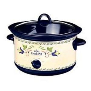 Crock-Pot 5-Quart Original Slow Cooker