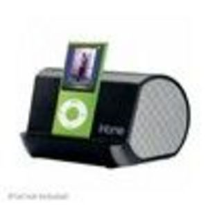 Soundesign - iHome iHM9 Portable Stereo System for iPod, iPhone, and MP3 Players