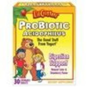 L'il Critters Probiotic Acidophilus 30pk. (Northwest Natural Products)