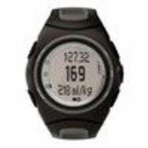 Suunto SS015843000 t6d Personal Training Heart Rate Monitors - Black Smoke Wrist Watch for Men
